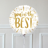 Ballon Cadeau You are the Best - GP - The PopCase