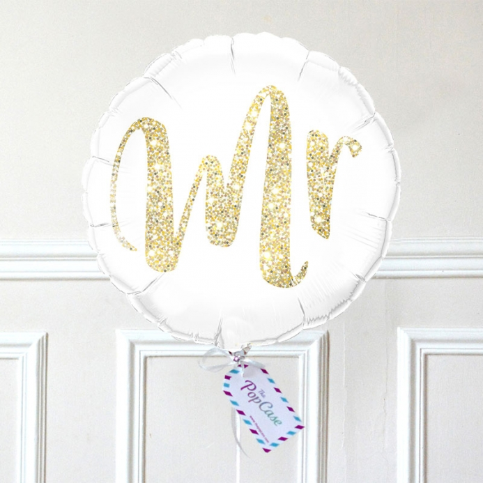 Ballon Cadeau Mr - The PopCase