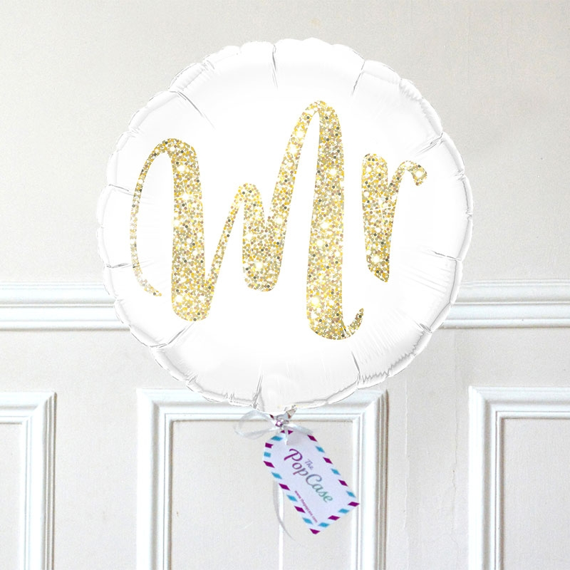 Ballon Cadeau Mr - GP - The PopCase