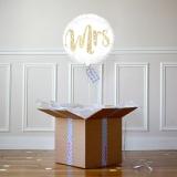 Ballon Cadeau Mrs - The PopCase