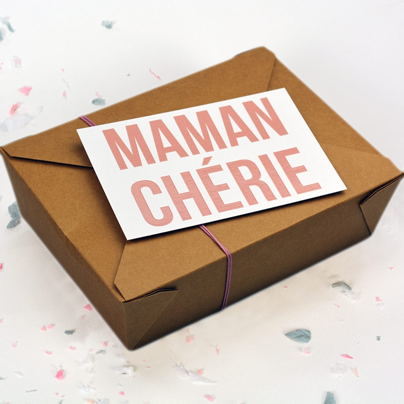 Box Surprise Maman - The PopCase