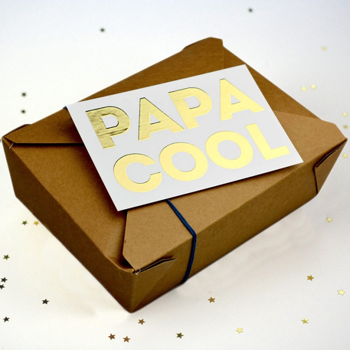 Box Surprise Papa - The PopCase