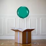Ballon Cadeau - Rond Vert - The PopCase