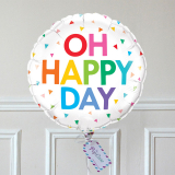 Ballon Cadeau - Ho Happy Day - GP