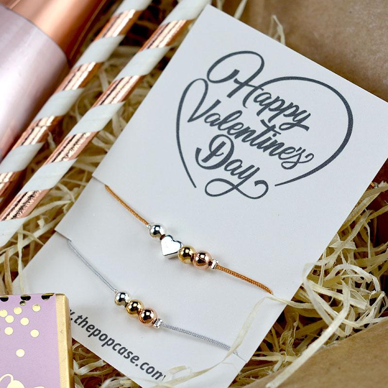 Box - Cadeau Saint Valentin - Bracelet