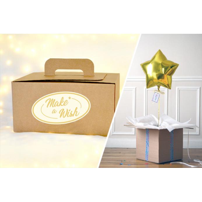 Combo Make A Wish + Etoile dorée