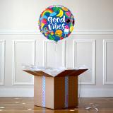 Ballon Cadeau - Good Vibes