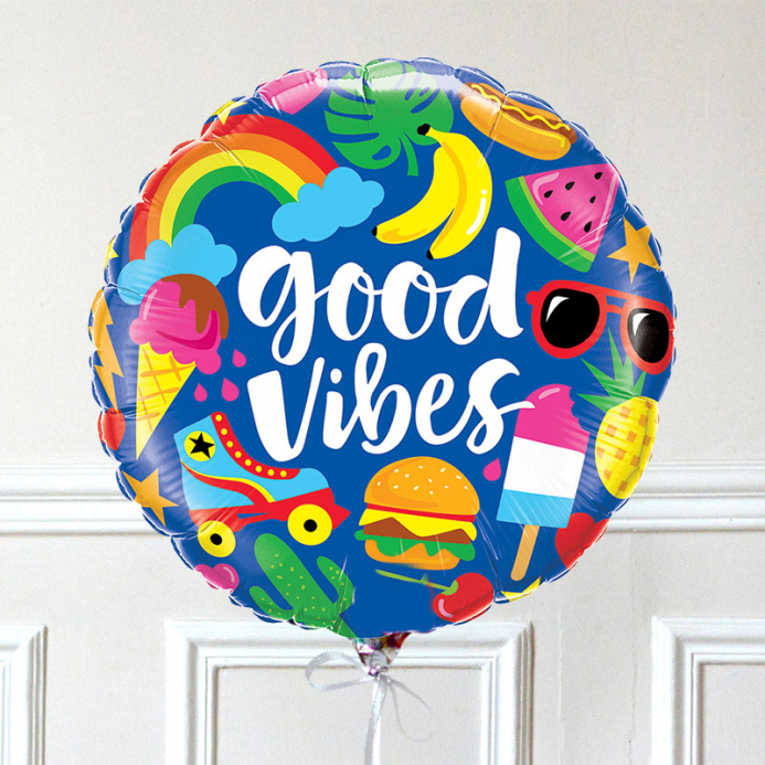 Ballon Cadeau - Good Vibes