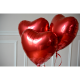 Combo Love is in the Air + Bouquet Coeur Rouge