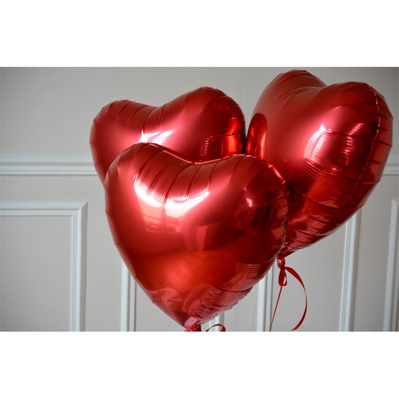 Combo pour les Amoureux + Bouquet Coeur Rouge