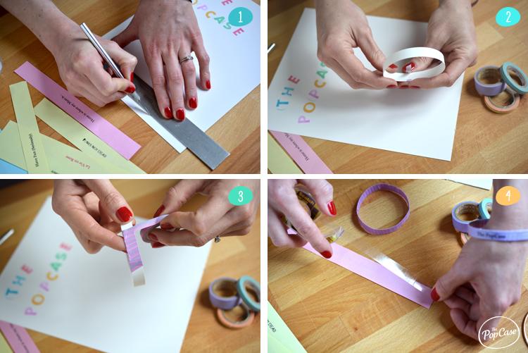 Bracelet-Papier-step1