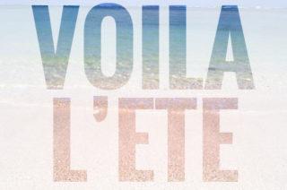 Edito - Voila l'été - The PopCase