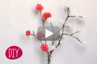 Vidéo - Un bouquet en sac plastique - The PopCase