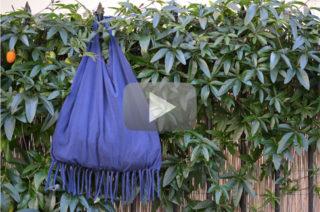 Vidéo - Faire un sac avec un t-shirt - The PopCase