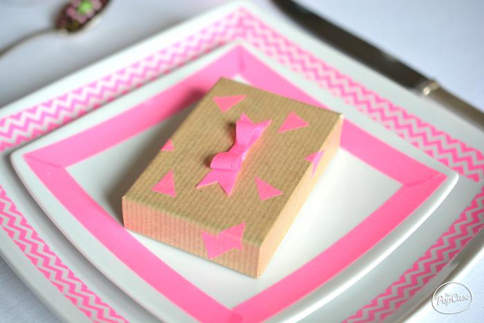 DIY - Boite cadeau - The PopCase