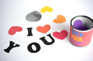 DIY - Boite I Love You - The PopCase
