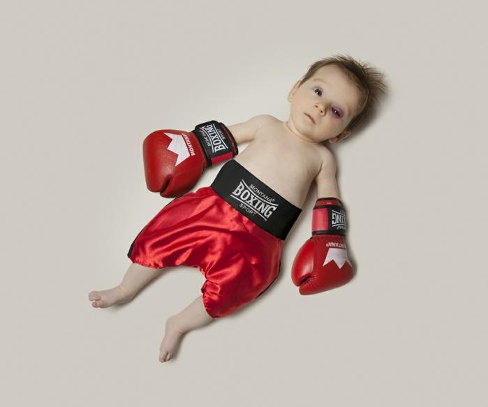 june boxeur par Malo