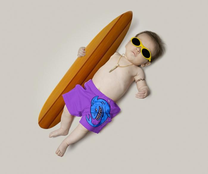 june surfeur par Malo