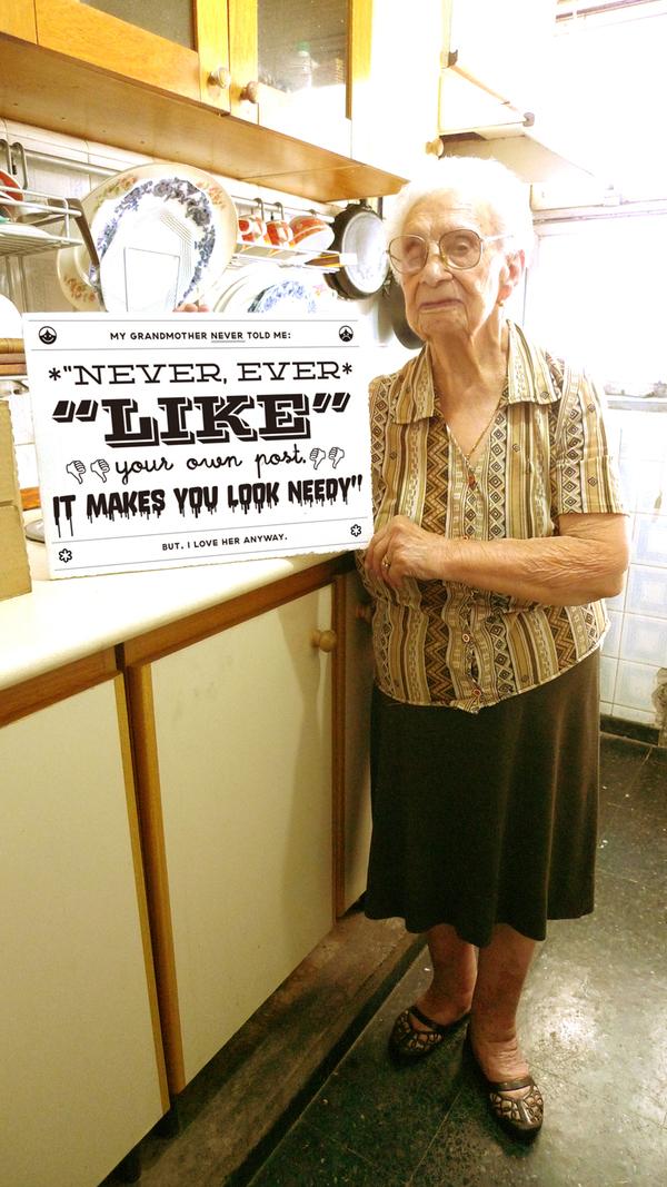 conseil grand-mère