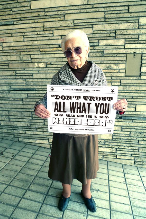 Grandmother Tips Wikipedia