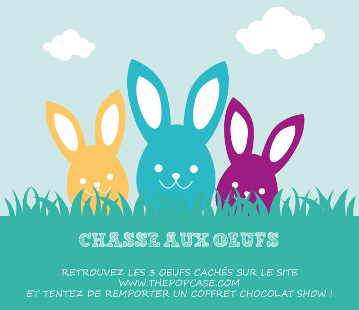 Chasse aux Oeufs - The PopCase