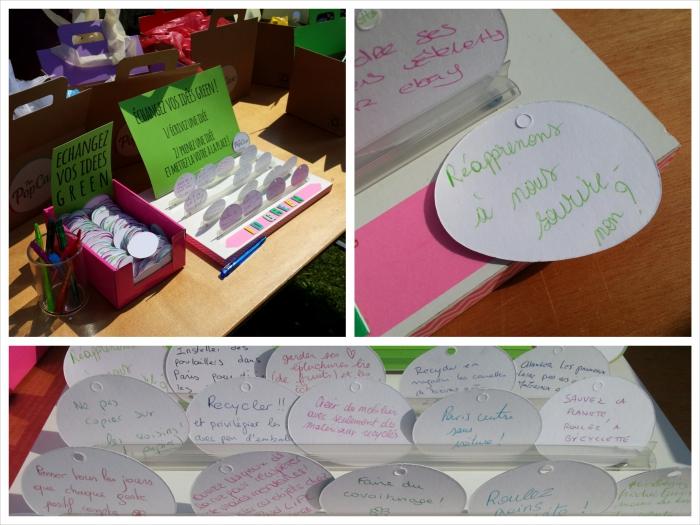 We Love Green Echangez vos idées