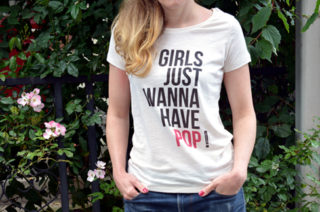 T-Shirt Bio Girls