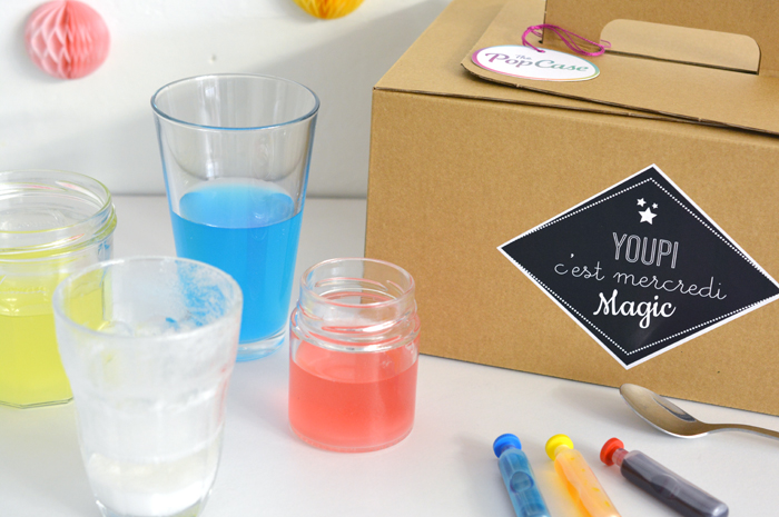 DIY - Coffret Magie - The PopCase