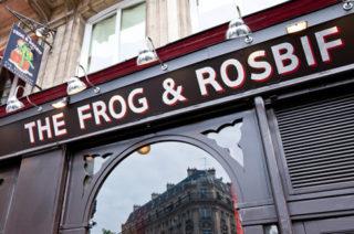 The Frog & Rosbif