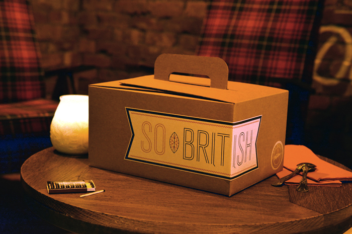 Coffret - So-British - The PopCase