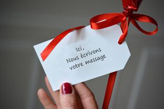 Message Cadeau Saint Valentin