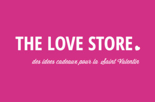 The Love Store - Cadeau Saint Valentin