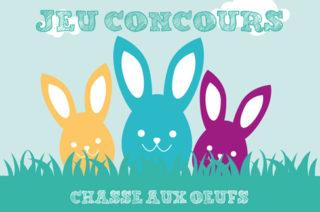 Jeu Concours Pâques - The PopCase