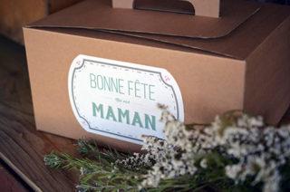 Coffret Bonne Fête Maman 2018