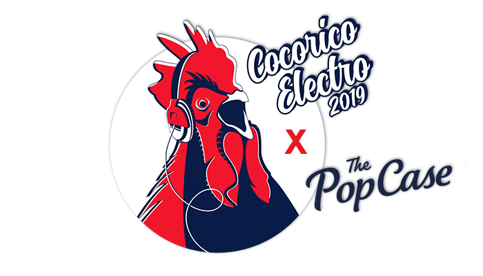 Cocorico Electro 2019 X The PopCase