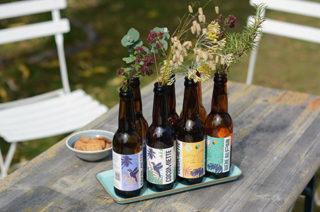 Les bières anti-gaspi présentes dans le coffret Happy Hour