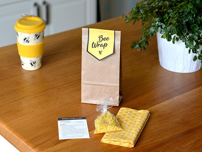 Kit de fabrication Bee Wrap